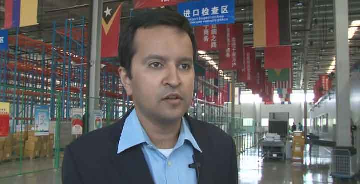 今日印度阿南特Ananth Krishnan