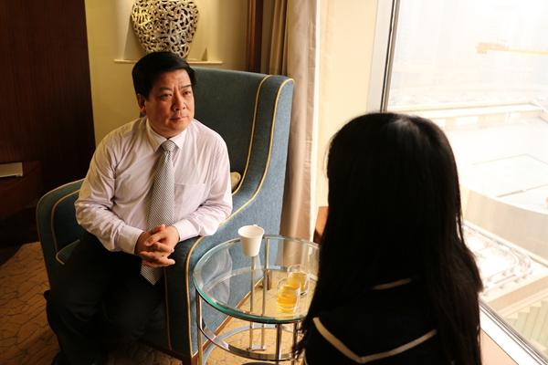 澳大利亚华人协会会长:为中国梦做出应有贡献