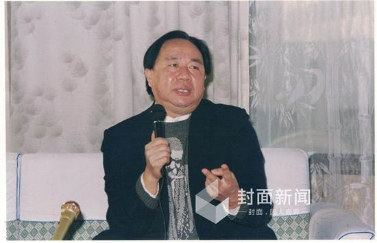 中国前首富牟其中服刑16年出狱 曾用罐头换飞机