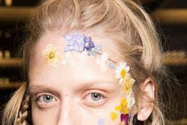回顾伦敦时装周:经典妆发造型集合