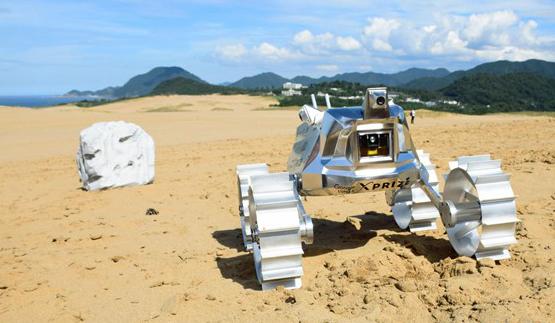日本伯东电子月球探测器进行测试 计划登陆月球