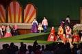 朝鲜平壤举办第14届国家传统服装秀
