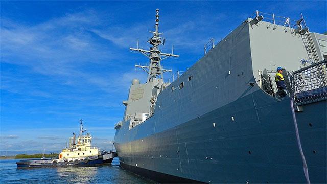 这就是澳国海军嚣张的资本?