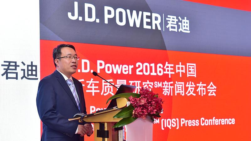 J.D. Power蔡明:中国车企离美国市场有多远