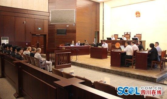 四川富豪被绑架胁迫杀人案宣判 两名绑匪获死刑