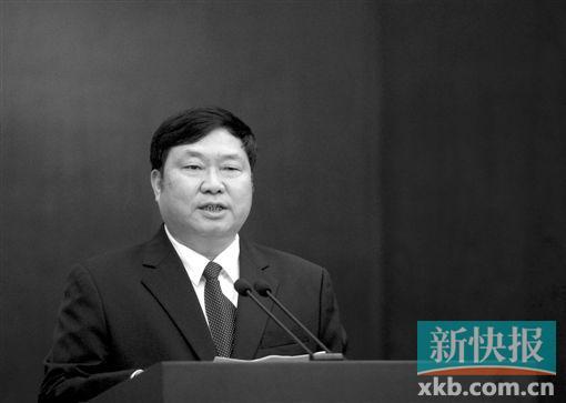 杨江华任广州副市长 曾空降东莞扫黄成绩斐然