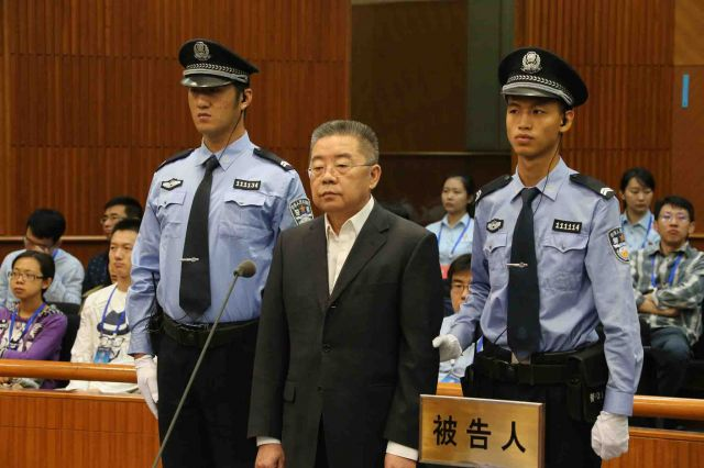 一汽原董事长徐建一被控受贿1218万 当庭认罪悔罪