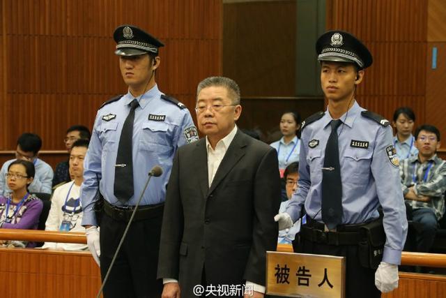 中国一汽原董事长徐建一受审 被控受贿1218万(图)