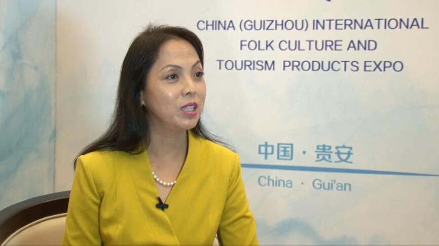 """陈平:民博会是民间外交的""""彩虹桥"""""""
