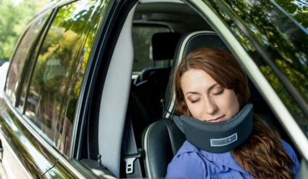旅途睡觉神器 NodPod下巴枕将使出行更舒适