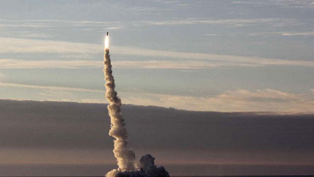 俄最新潜射洲际导弹比肩三叉戟?