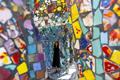 美夫妻瓷砖打造艺术之家