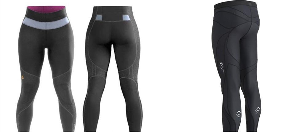 六款滑雪必备压缩裤 助运动员般发挥