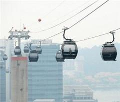 巴黎计划推出低成本公共缆车