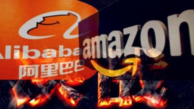 亚马逊与阿里对垒 争夺印度B2B市场大蛋糕
