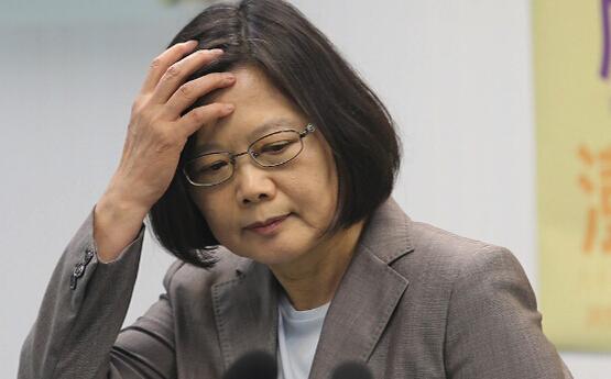 社评:蔡英文公开信要把台湾带向悬崖