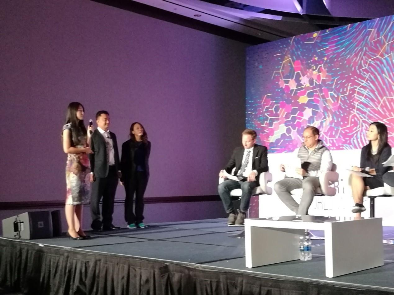 医护到家亮相G-Startup全球创业创新总决赛