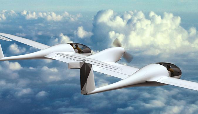 氢燃料客机首飞成功 零排放空中出租车来了