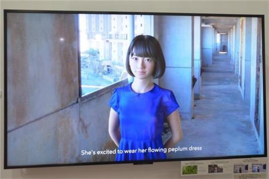难辨真假 日本CG最美高中女生纱耶再曝美照