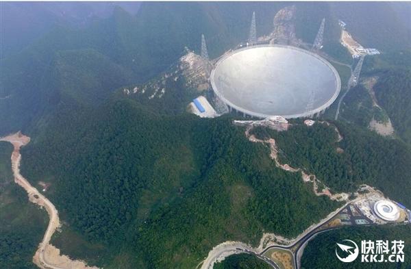 """""""中国天眼""""成十一旅游新宠 景区被挤爆"""