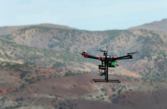 FAA批准一公司运营324架无人机 仅用于收集数据