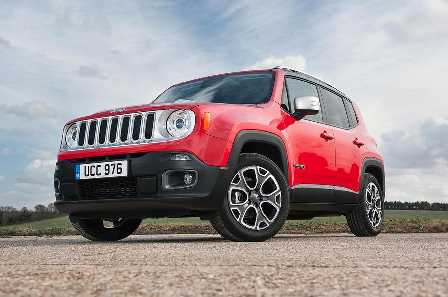 Jeep证实将推全新小型SUV 定位低于自由侠-国际车讯图片