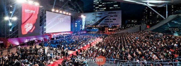 第21届釜山国际电影节顺利开幕