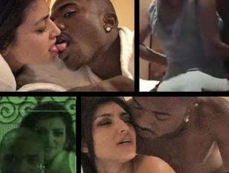 金卡戴珊私密录像被前男友曝光 色情网站被控告