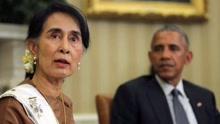 美国解除对缅甸制裁