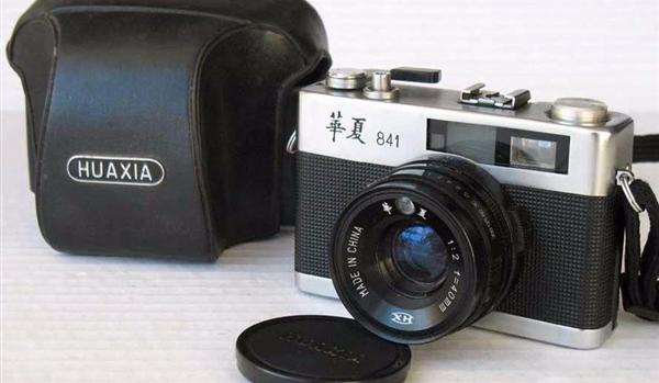 这都是当年经典的国产老相机:不比洋货差