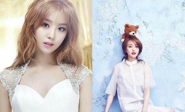 韩国人深爱郑爽,有人开始高仿她的脸了!