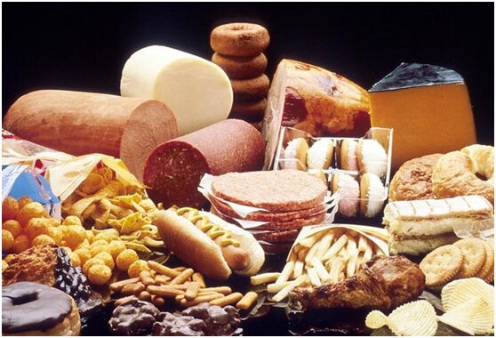 偏爱吃高脂肪食物?研究称可能是基因决定