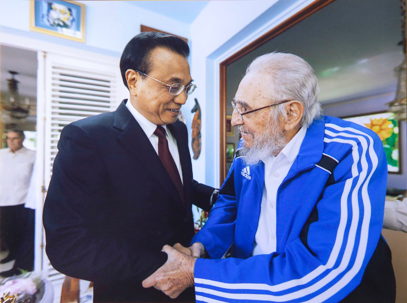 李克强出席联大系列会议并访问加拿大古巴