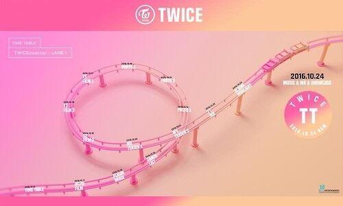 韩女团TWICE携迷你三辑回归 主打《CHEER UP》