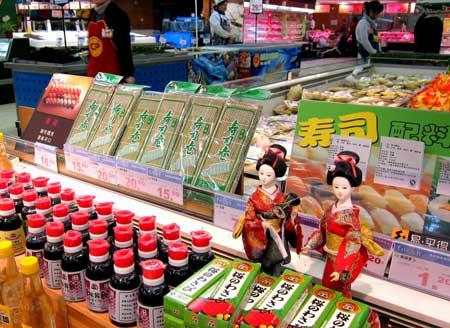 日本辐射超标食品究竟还有多少?
