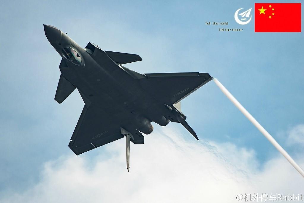 美专家:歼20研发太快性能不如F22 靠数量获胜