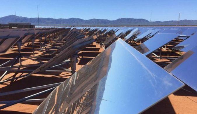 全球首个太阳能和海水农场启动 年产1.7万吨番茄