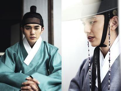 俞承豪重回荧屏 主演《君主·假面的主人》