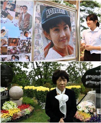 韩女星崔真实去世8周年 悲伤依旧