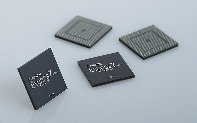三星量产首款可穿戴设备芯片 14纳米工艺集成LTE4G连接