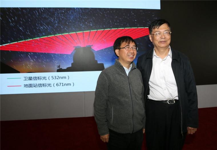 中国量子卫星在轨测试成功顺利【组图】 - 春华秋实 - 春华秋实 开心快乐每一天