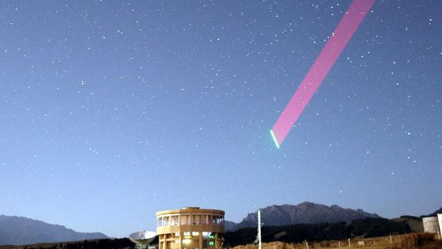 中国量子卫星在轨测试顺利