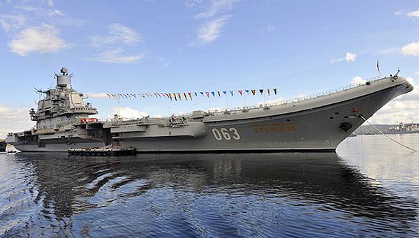 俄要在叙建海军基地对抗美军