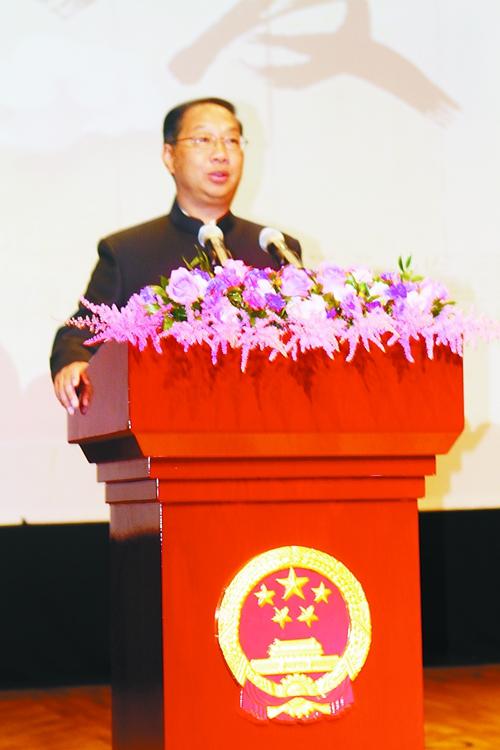 中国驻德大使馆举办国庆招待会