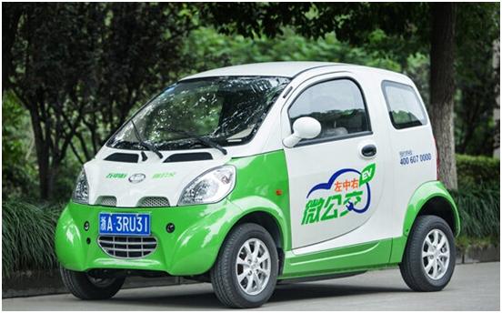 2018年,浙江新能源汽车产能超25万辆