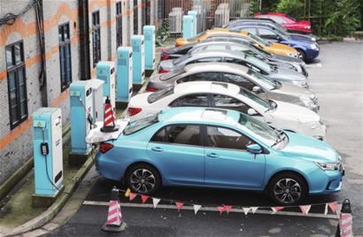 上海前三季度推广新能源汽车超2.8万辆