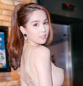 她被封越南第一美女 似昆凌和Baby混合