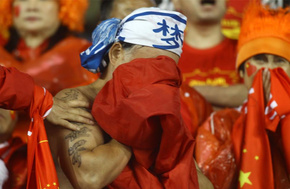 法新社:中国足球没资格踢世界杯 金钱不是万能的