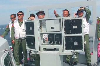 这是辽宁号航母最重要的战位