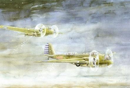 38年中共赞国民党空军:德威并用 智勇双全